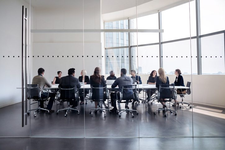 Image of people in boardroom - Hong Kong company formation