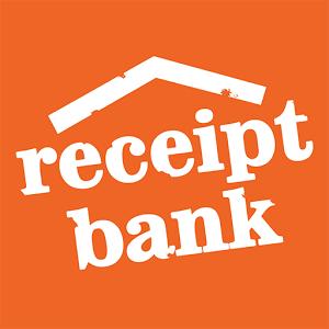 Image of receipt bank logo